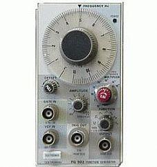 Tektronix FG502 Image