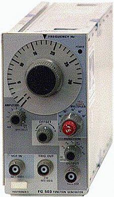 Tektronix FG503 Image