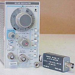 Tektronix SG505 Image
