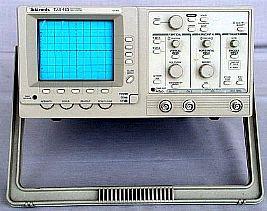 Tektronix TAS465 Image