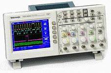 Tektronix TDS2002 Image