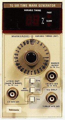 Tektronix TG501 Image