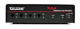 Teltone TLS-5D Image