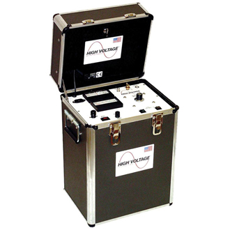 VLF Hipot Instruments PTS-75 Image