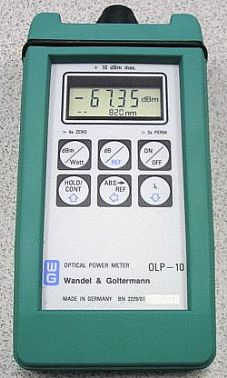 Wandel - Goltermann OLP10 Image