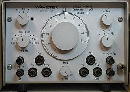 Wavetek 111 Image