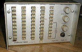 Wavetek 113 Image