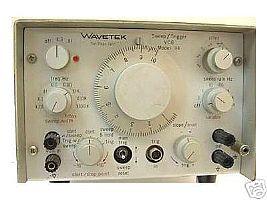 Wavetek 114 Image