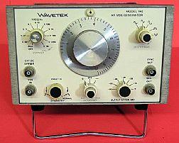 Wavetek 142 Image
