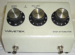 Wavetek 7580.1 Image
