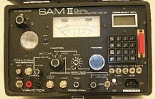 Wavetek SAM III Image
