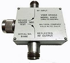 Wiltron 62NF50 Image