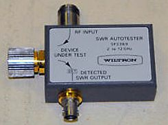 Wiltron 63NF50 Image